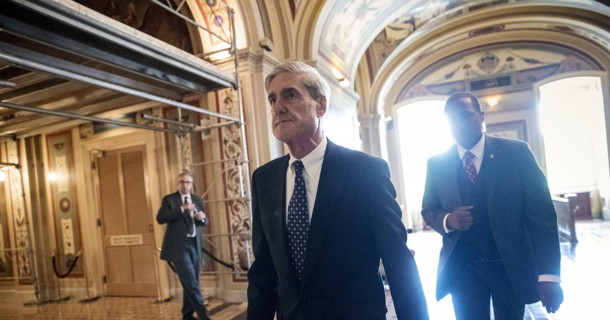 Trump Mueller Teams Prepare To Move Forward Without
