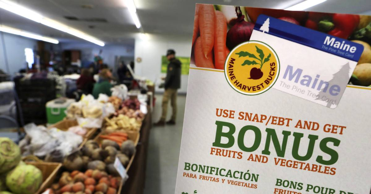 White Food Stamp Recepients Vote For Trump