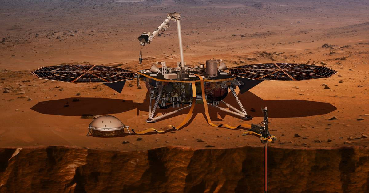 NASA's InSight mission will give Mars a long-overdue ...