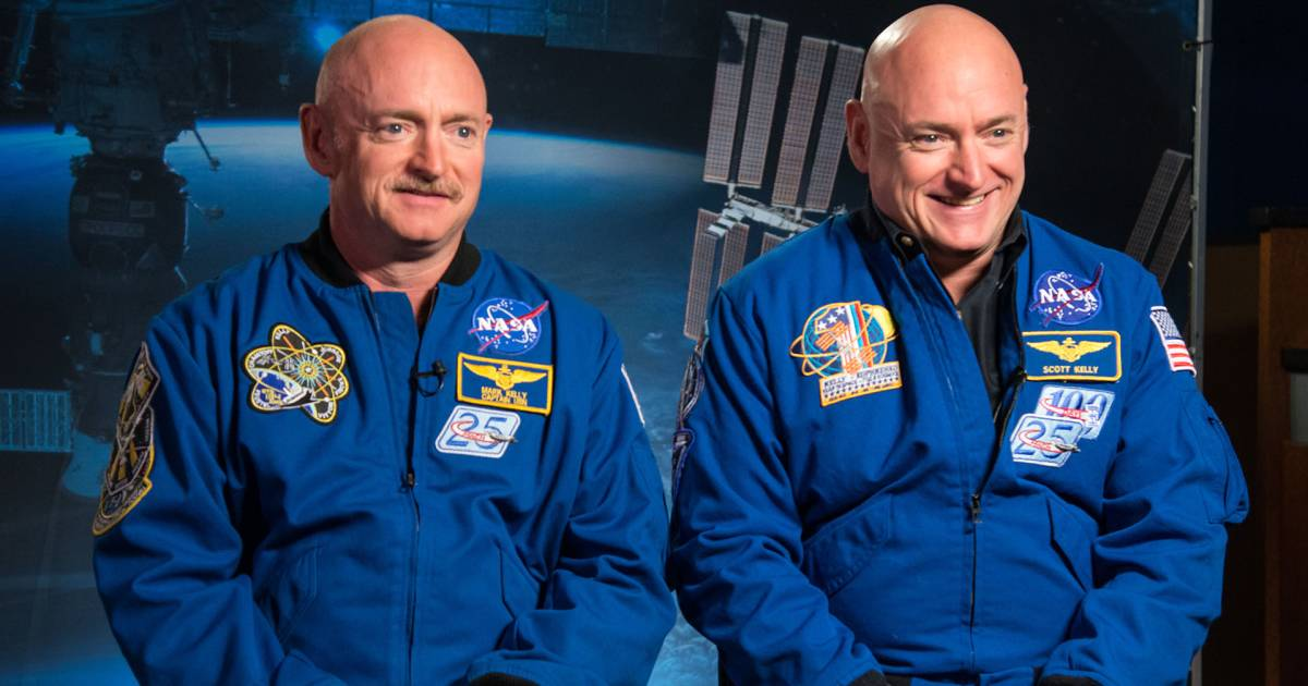 After year in space, this astronaut no longer has same DNA as identical twin