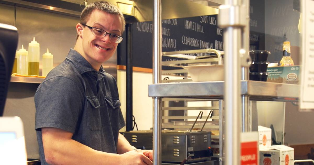 How 1 small-town cafe is changing the face of the workforce