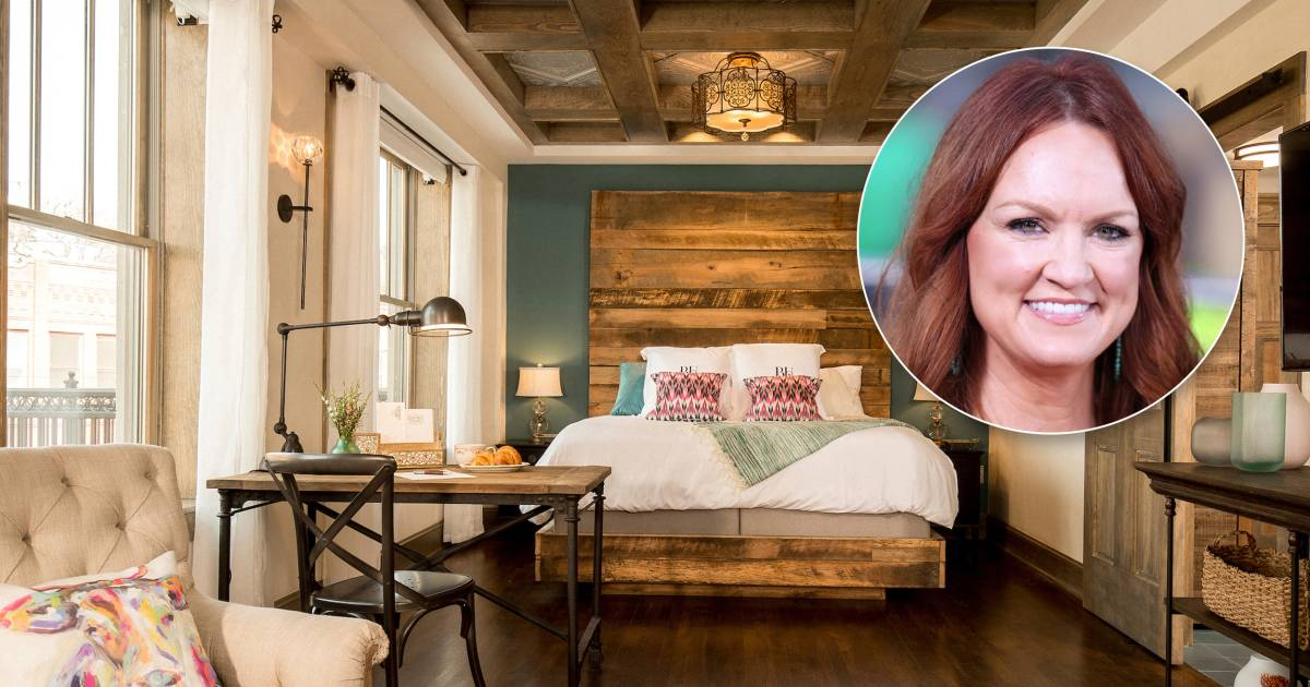 The pioneer woman boarding house is finally open for Pioneer woman ree drummond husband