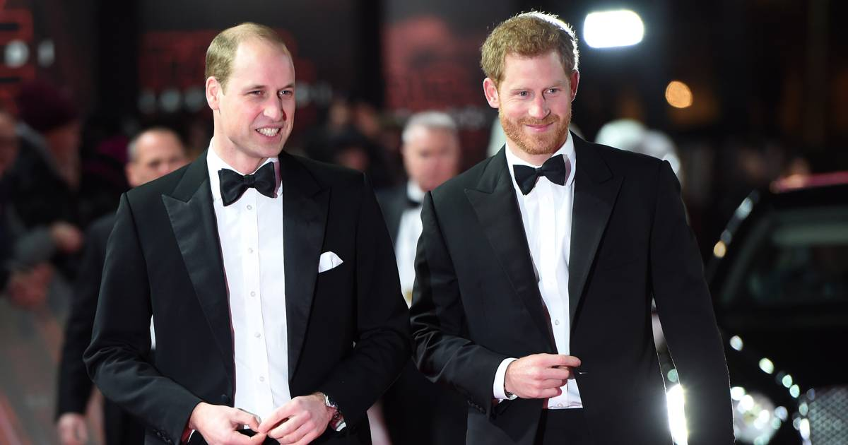Prince Harry asks Prince William to be his best man at royal wedding