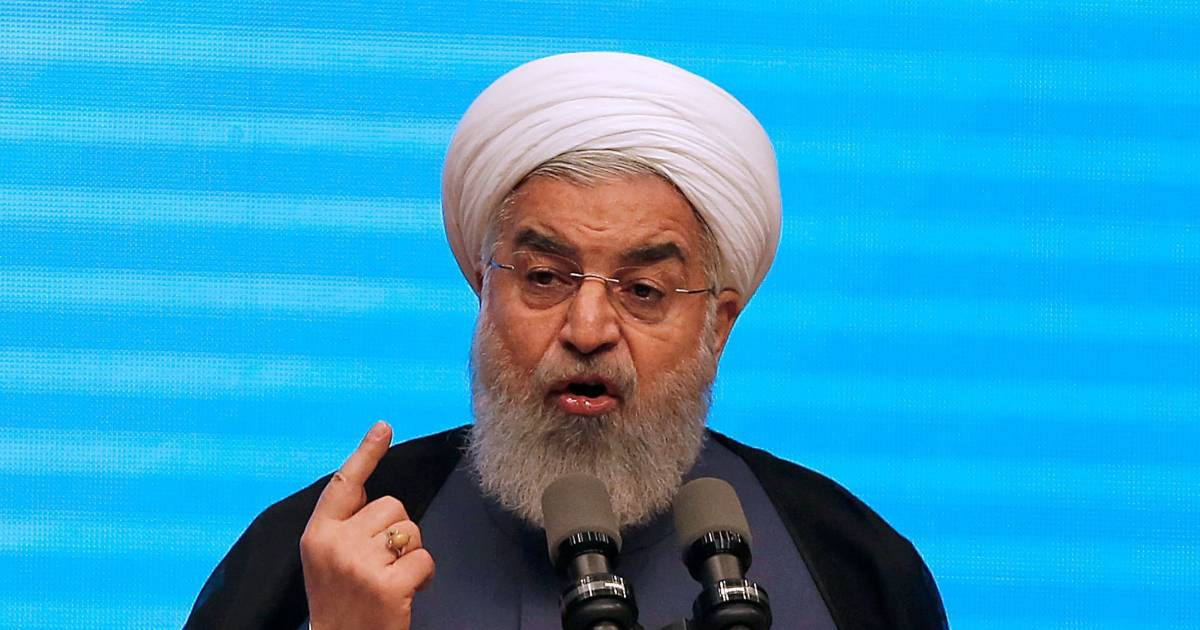 Iran's president insults Trump as nuclear deal hangs in balance