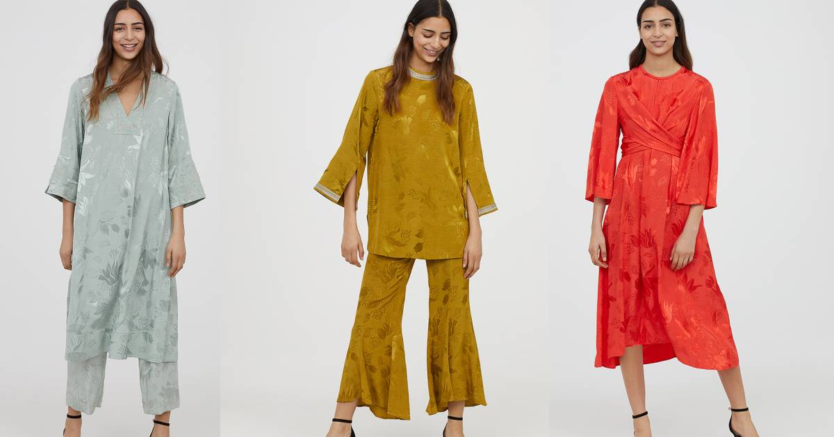 H&M Embraces Modest Fashion With Its New LTD Collection