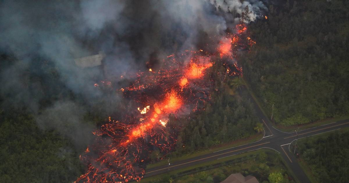 Hawaii Volcano Mellows Opening Door To Return For Some