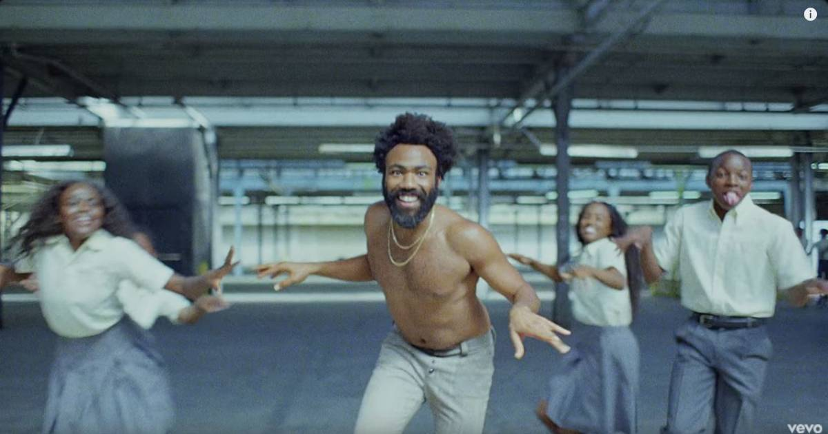 This Is America: 'This Is America': Donald Glover's Shocking New Video