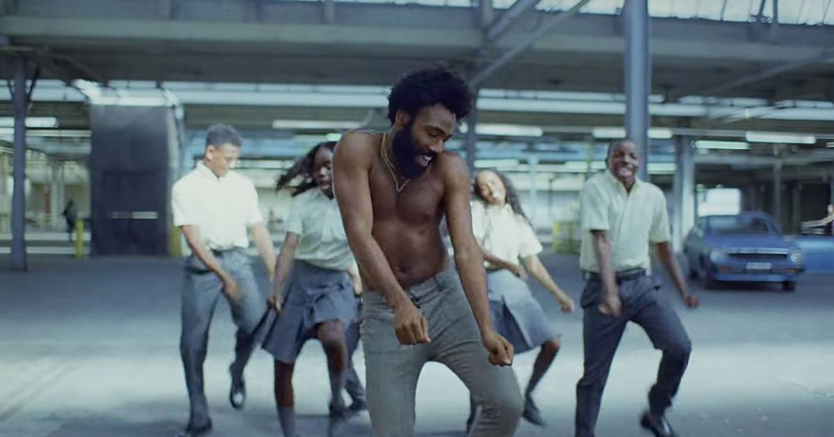 This Is America: Heidi N. Moore: Childish Gambino's Complicated, Catchy