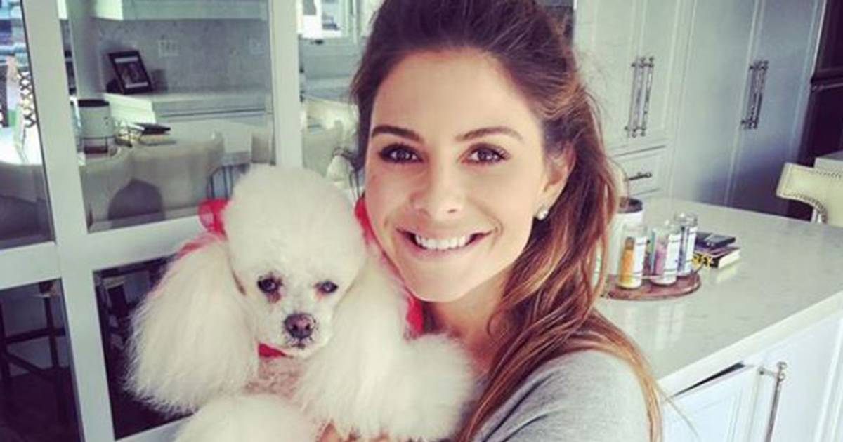 My body was screaming at me': Maria Menounos on her recovery after brain surgery