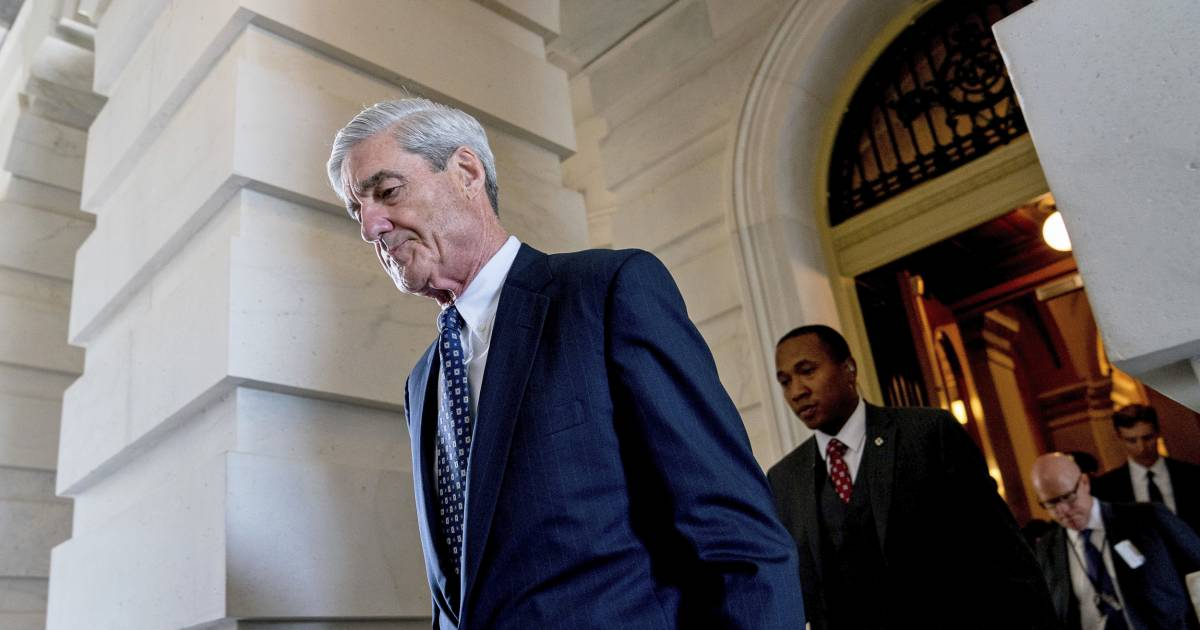 Foreign interference in US elections is still going on, Mueller tells judge