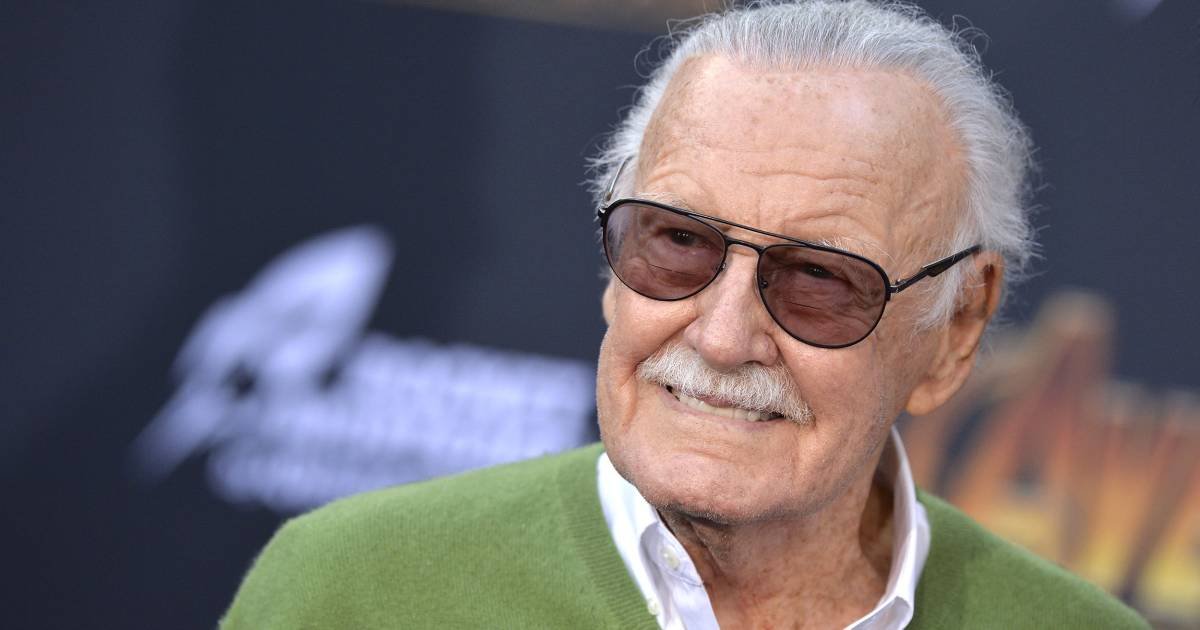 Comic book icon Stan Lee files billion-dollar suit against company he started
