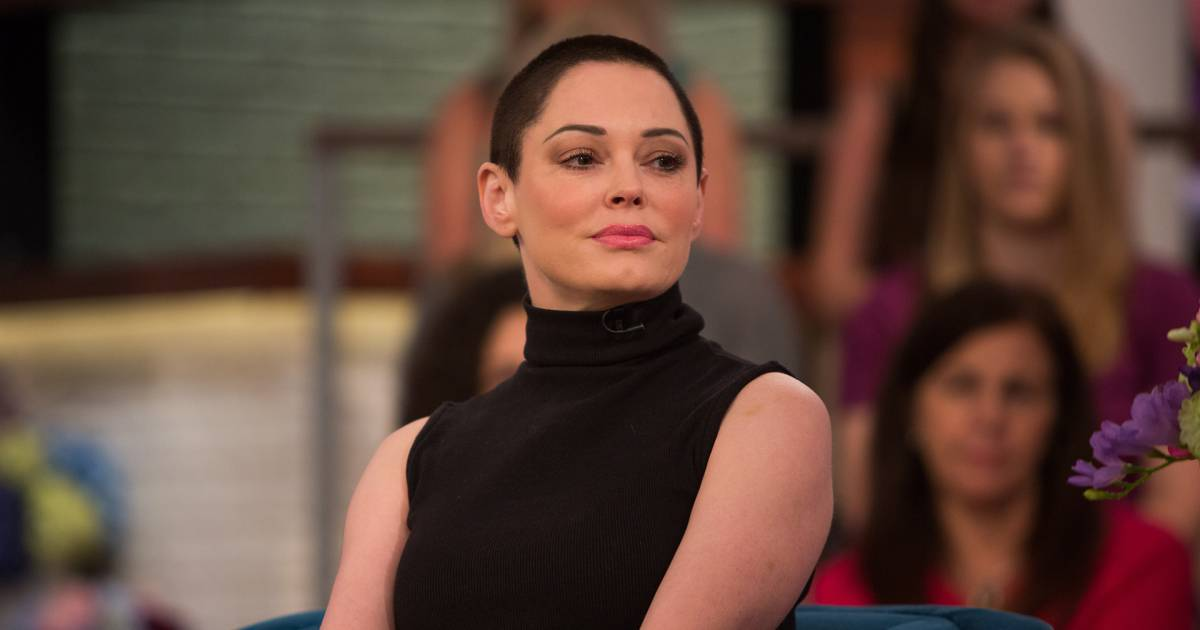 Rose McGowan's message to Harvey Weinstein following his arrest: 'We got you'