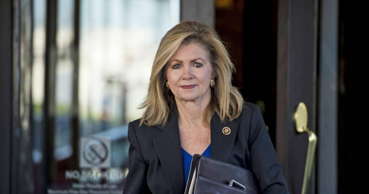 Can Marsha Blackburn ride the Trump train to the Senate?