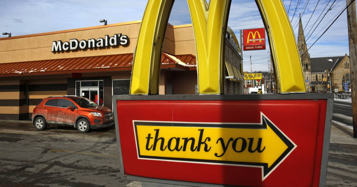476 sick in parasite outbreak linked to McDonald's salads