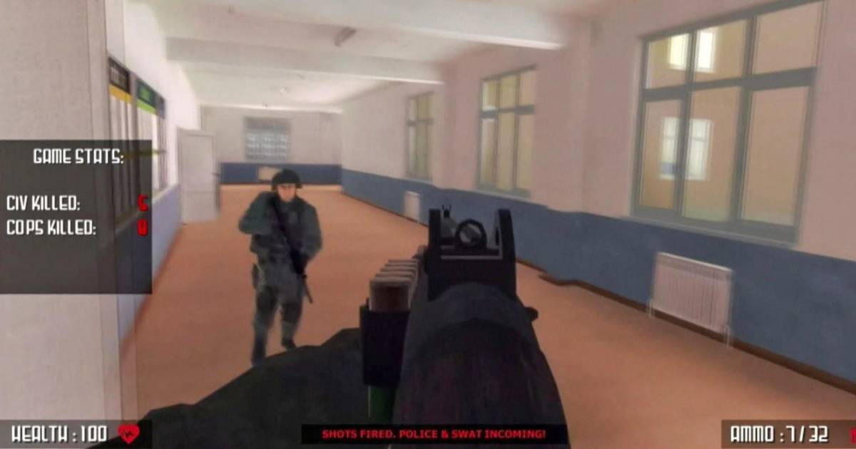 'Active Shooter' video game pulled from platform after outcry