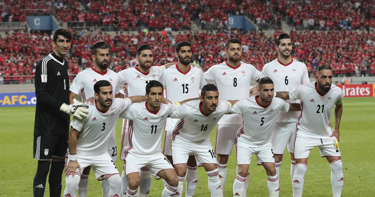 Nike cuts ties with Iran's World Cup team, citing US sanctions