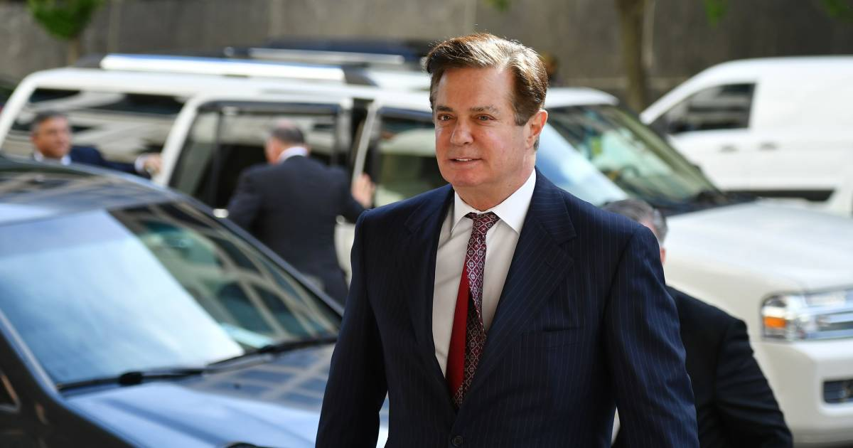 Judge orders Manafort to trade in ankle monitors for a jail cell