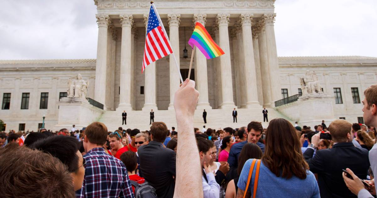 Marriage Equality: Celebrations Erupt Nationwide