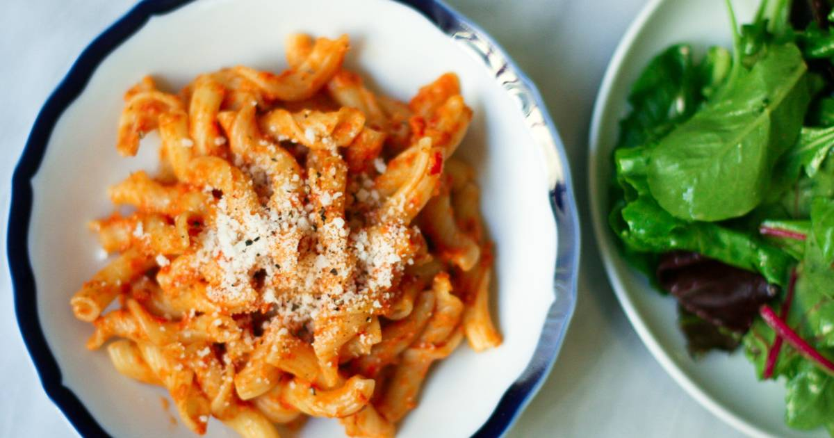 how to make a pasta sauce better