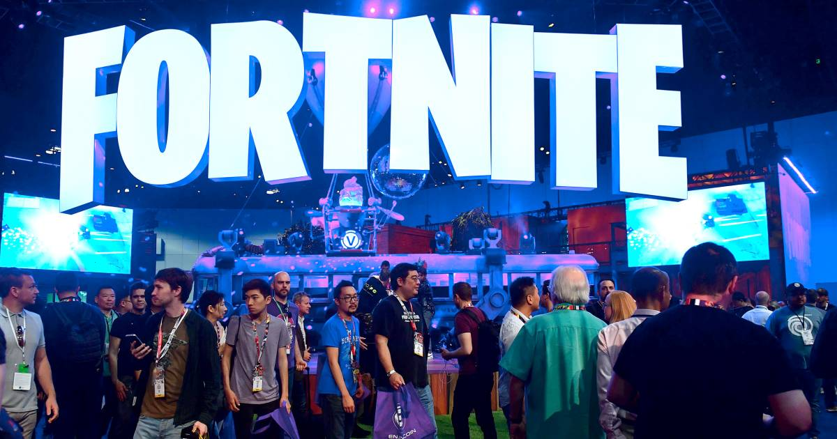 Video game 'Fortnite' is raking in millions and taking over the real world