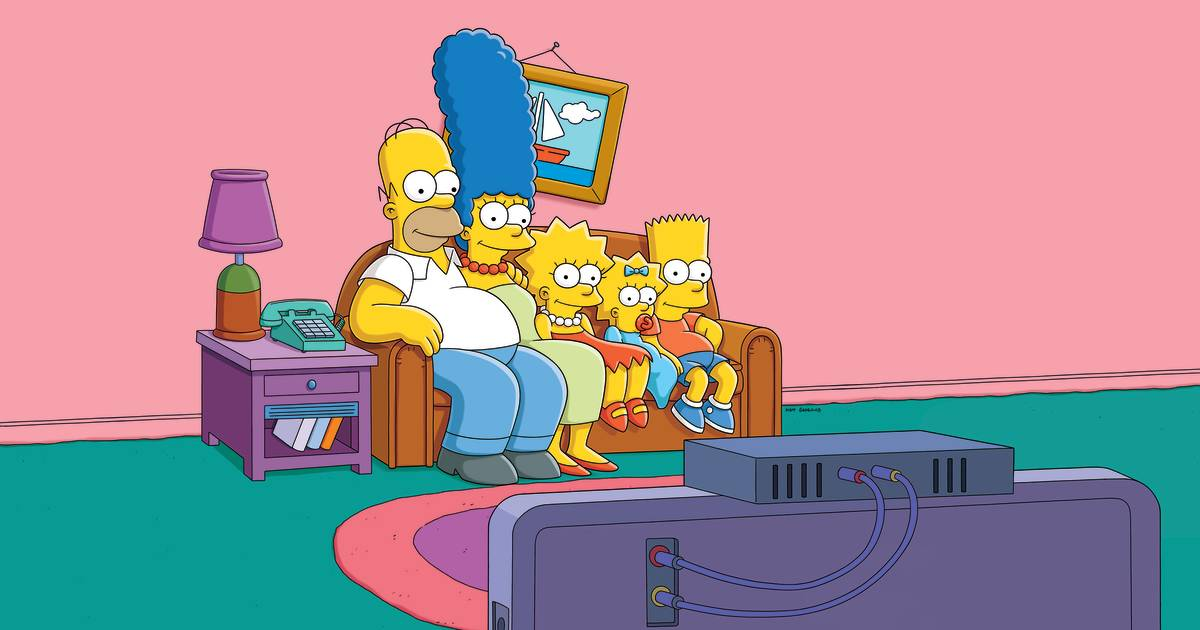 See 'The Simpsons' living room decked out in 6 modern decor styles