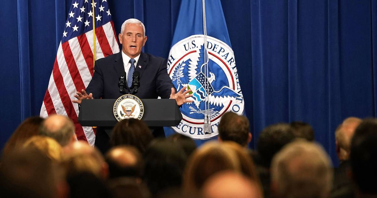 Pence launches Space Force, says U.S. needs to prepare for 'next battlefield'