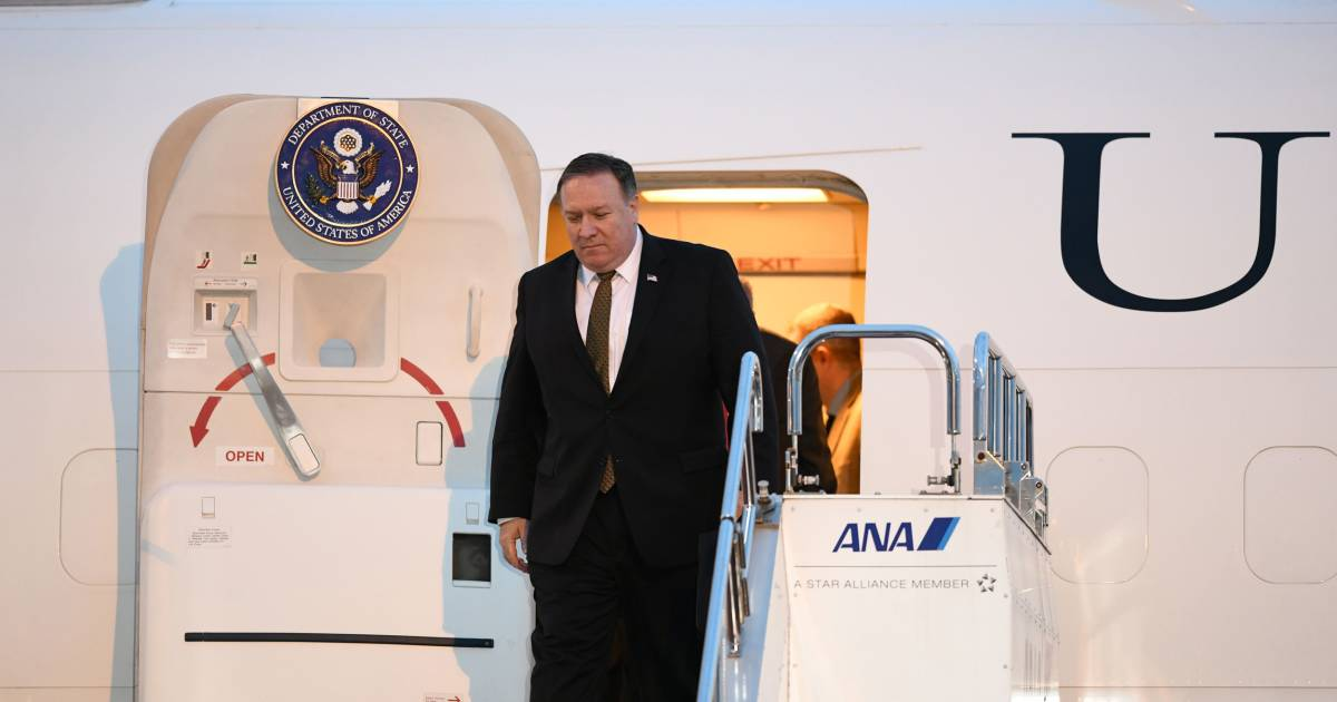 After Pompeo departs, N. Korea calls talks with U.S. 'regrettable'