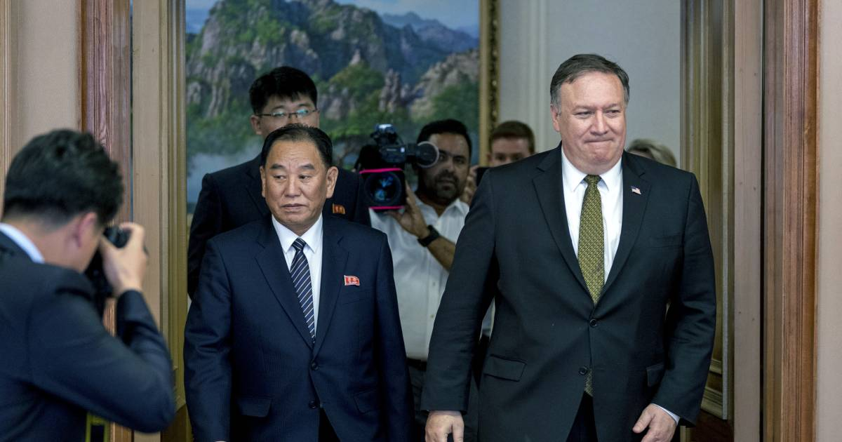 North Korea shreds Trump's boastful assurance of diplomatic success
