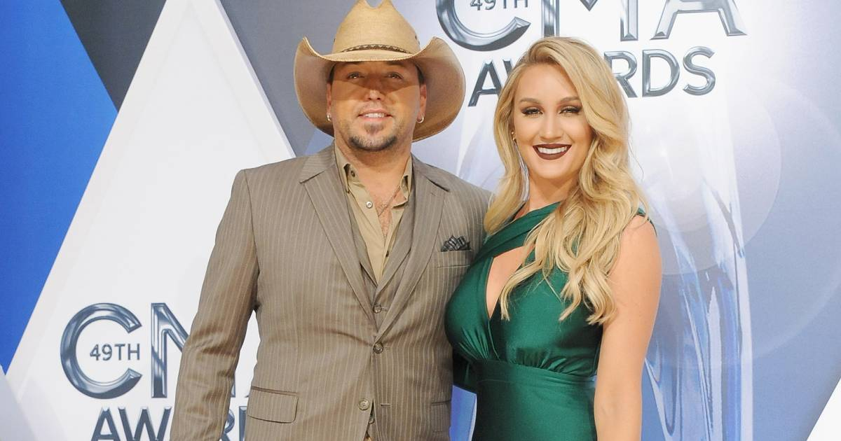 Jason Aldean And Wife Brittany Expecting Baby No 2