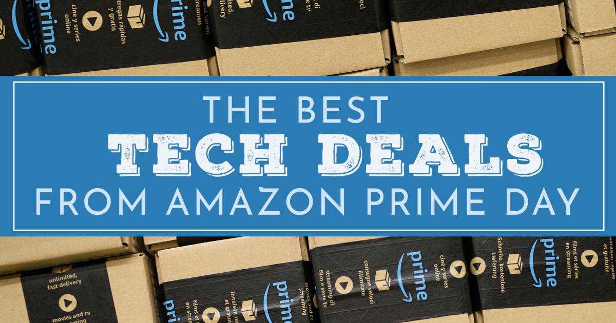 the best amazon prime day deals in tech for 2018. Black Bedroom Furniture Sets. Home Design Ideas