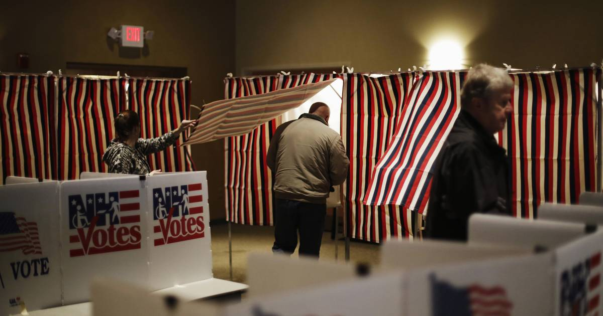 N.H. makes it tougher for students to vote. Democrats call it 'devious' suppression.