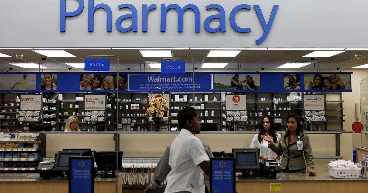 Walmart Pharmacy is happy to care for you. Enjoy our convenient prescription refill and transfer options online.