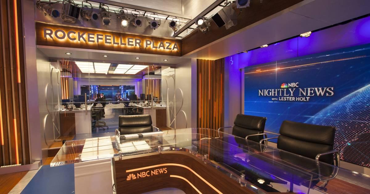 'NBC Nightly News' executive producer steps down