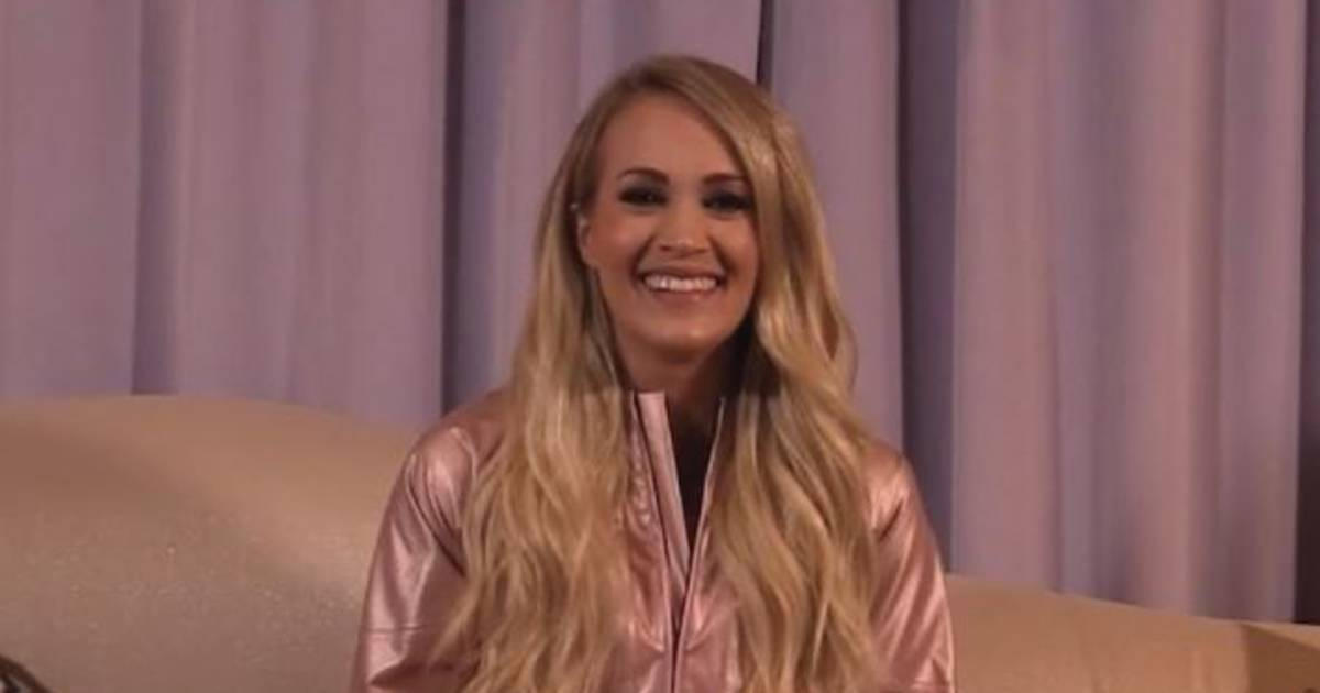 Carrie Underwood is pregnant! Watch her exciting announcement