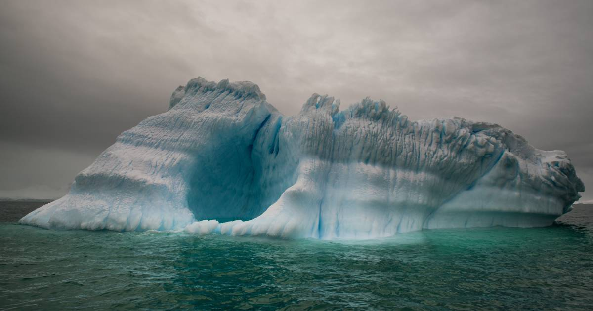 This wild iceberg scheme could help sustain the world's thirstiest ...