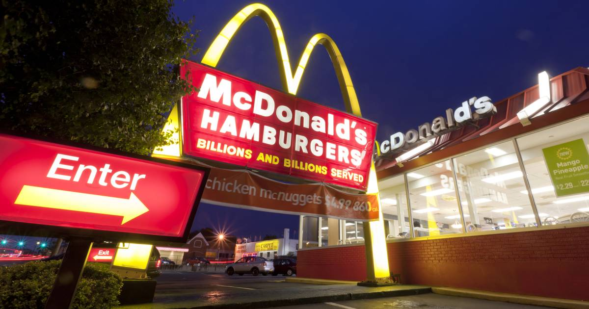 Parasite outbreak linked to McDonald's salads: More sickened