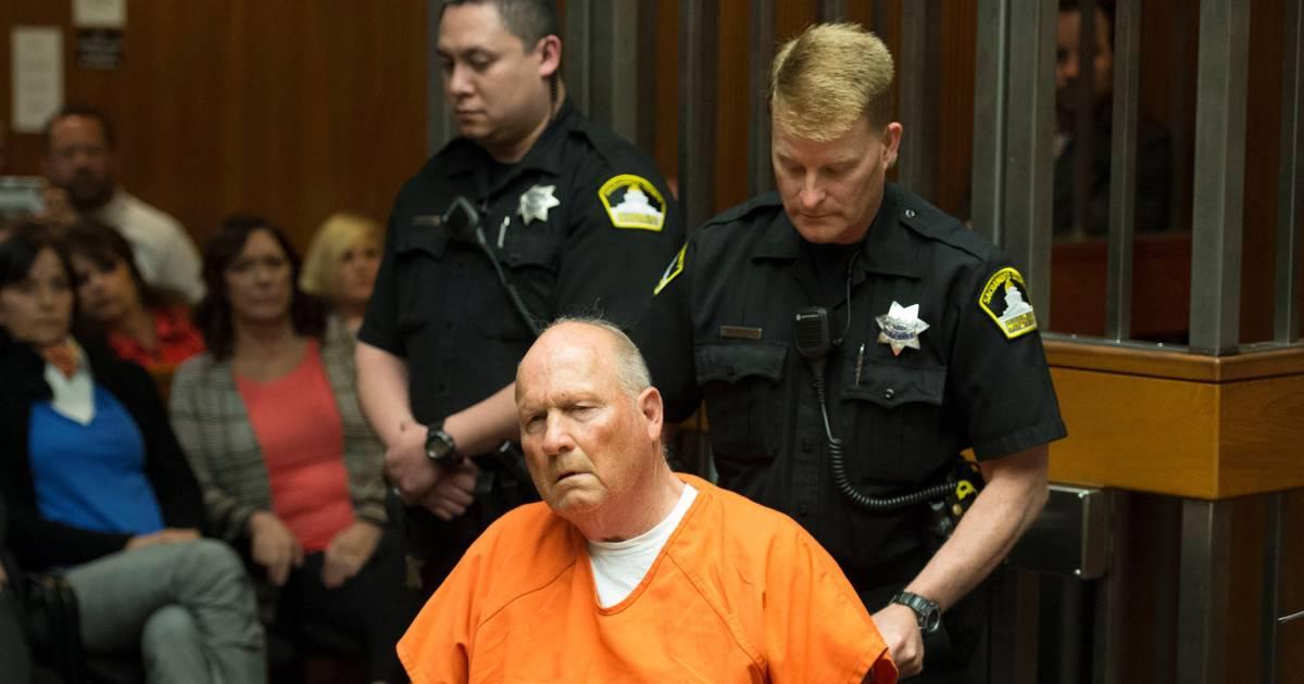 Golden State Killer suspect Joseph DeAngelo's DNA can be ...