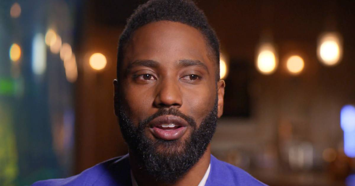 John David Washington on how important his mom has been to his life