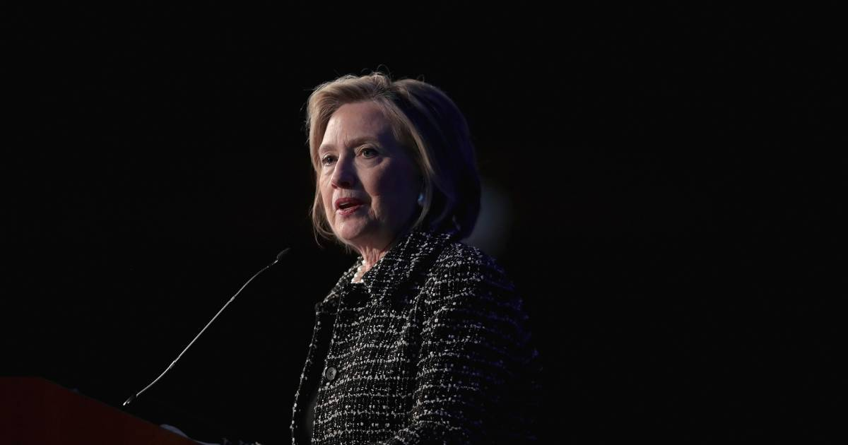 Hillary Clinton steps back into the fray to fundraise for Democrats