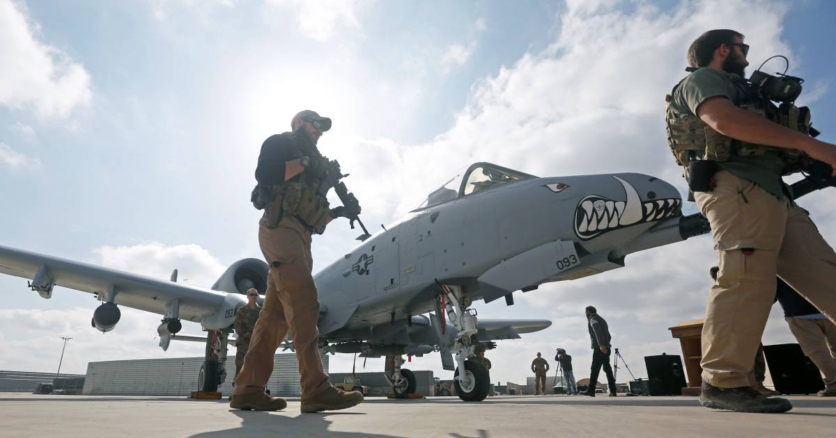 U.S. strike kills ISIS leader in Afghanistan