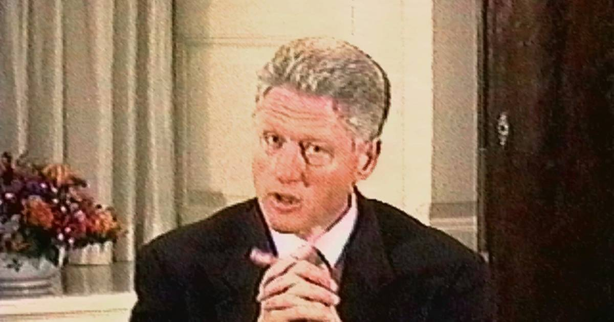 Shhhh! Dem leaders don't want to say 'impeach.' Bill Clinton's case explains why...