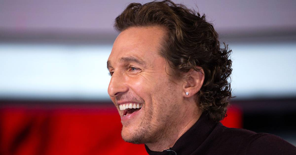 Matthew McConaughey on why his catchphrase is always ...