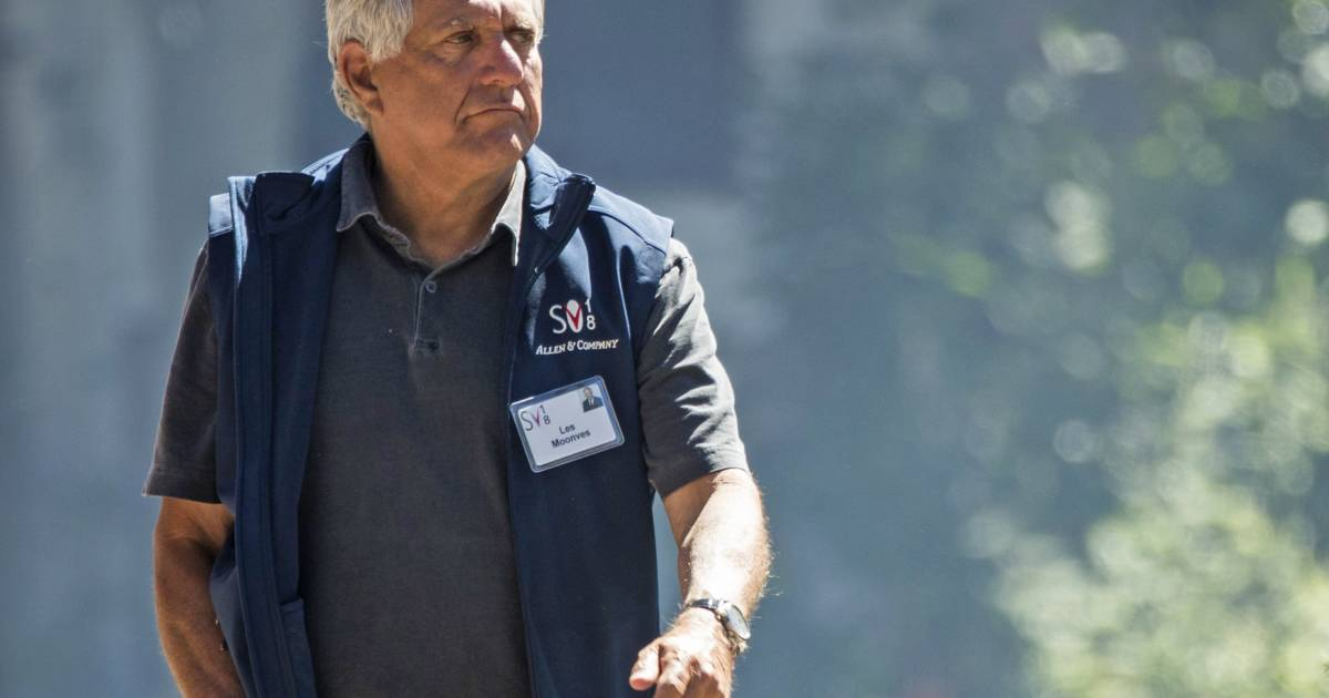Les Moonves leaves CBS, denies new report of sexual misconduct