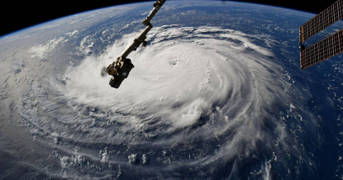 Hurricane Florence strengthens to Category 3 storm, eyes the Carolinas