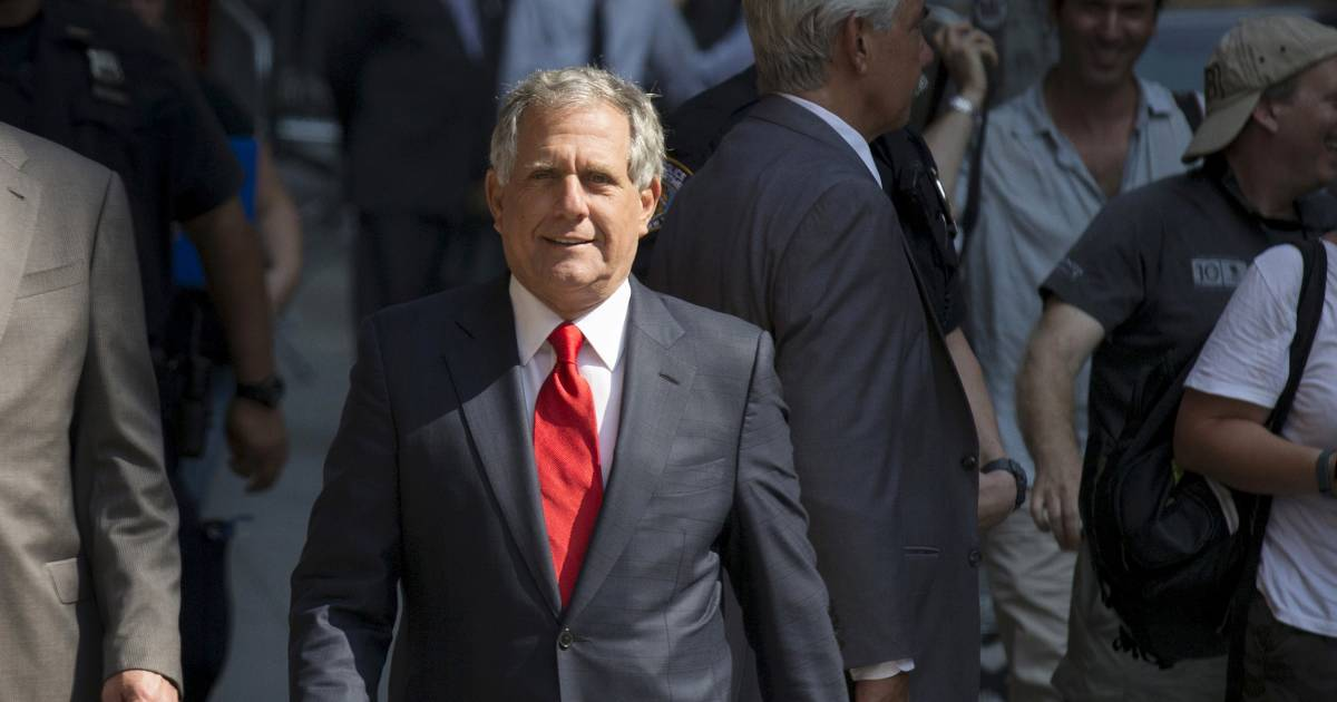 Les Moonves to remain CBS advisor — with $120 million payout pending invest...
