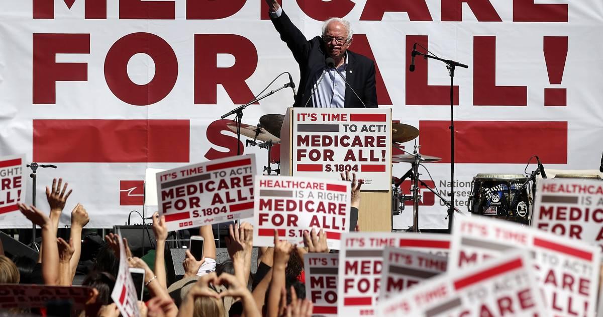 California Single Payer Health Care