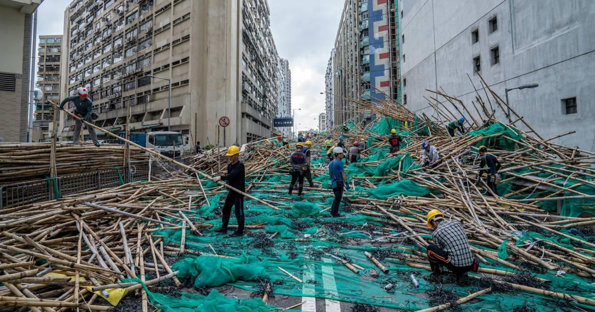 nbcnews.com - Typhoon Mangkhut sweeps across Asia