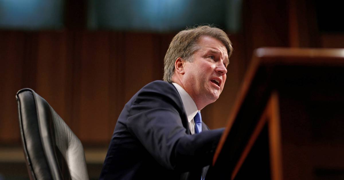 Kavanaugh willing to talk to Judiciary Committee in response to assault allegati...