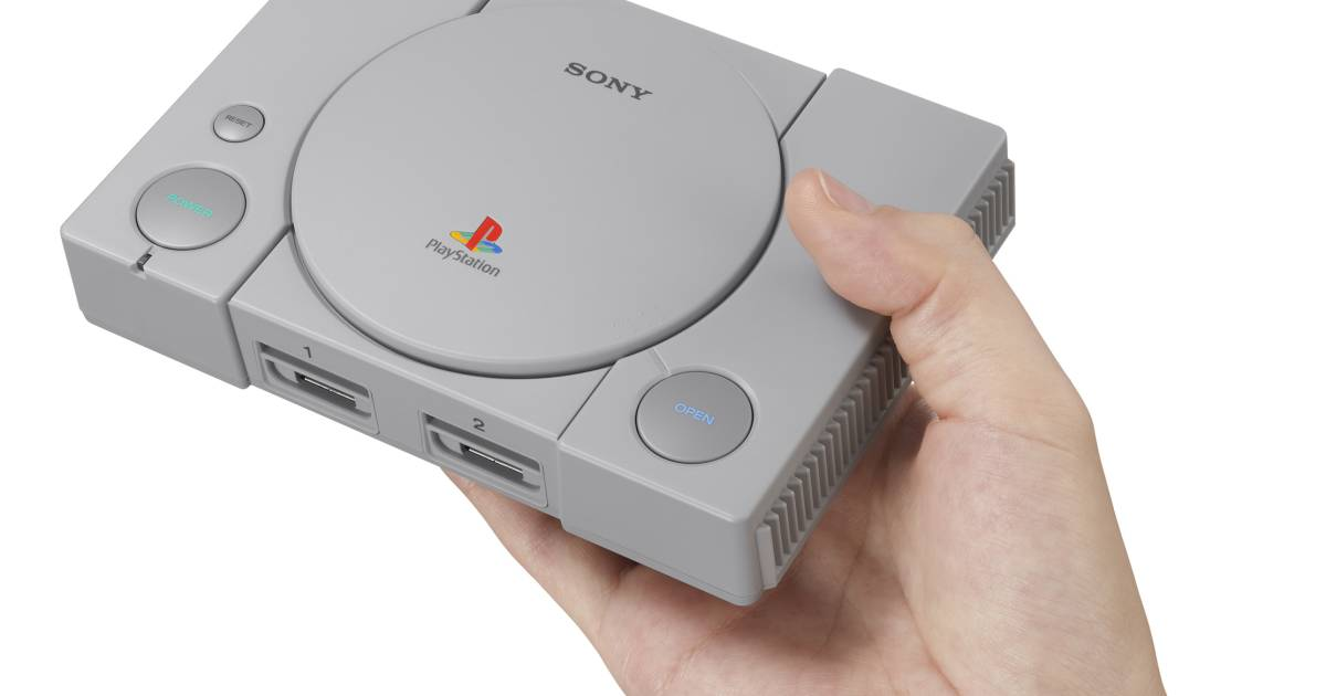 '90s fans unite: New PlayStation console promises blast from the past