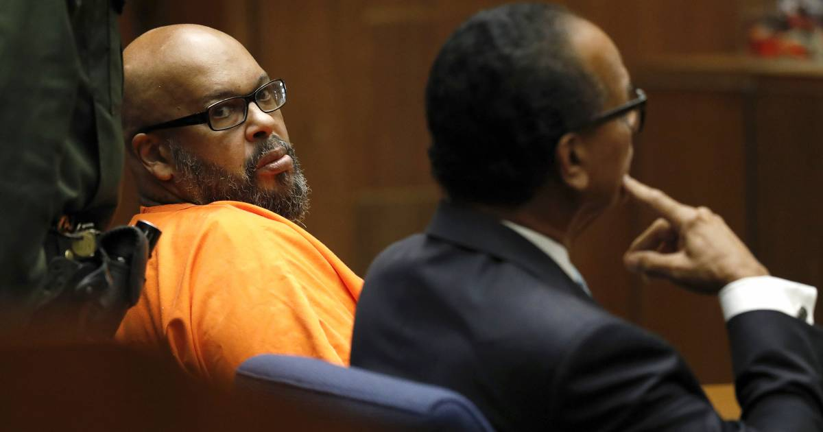 Suge Knight agrees to serve 28 years in death of friend Terry Carter